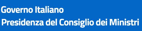 Governo Italiano - torna alla pagina principale