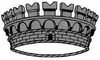 corona specifica per i Comuni