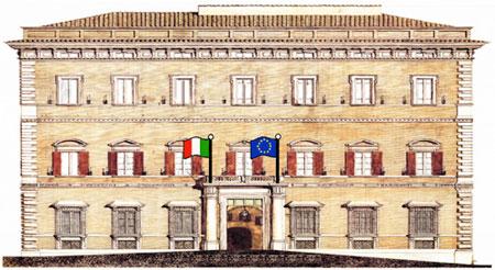 Governo italiano dipartimento per il cerimoniale dello stato for Sito governo italiano